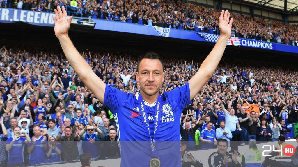 Visszatérhet a Chelsea-hez John Terry
