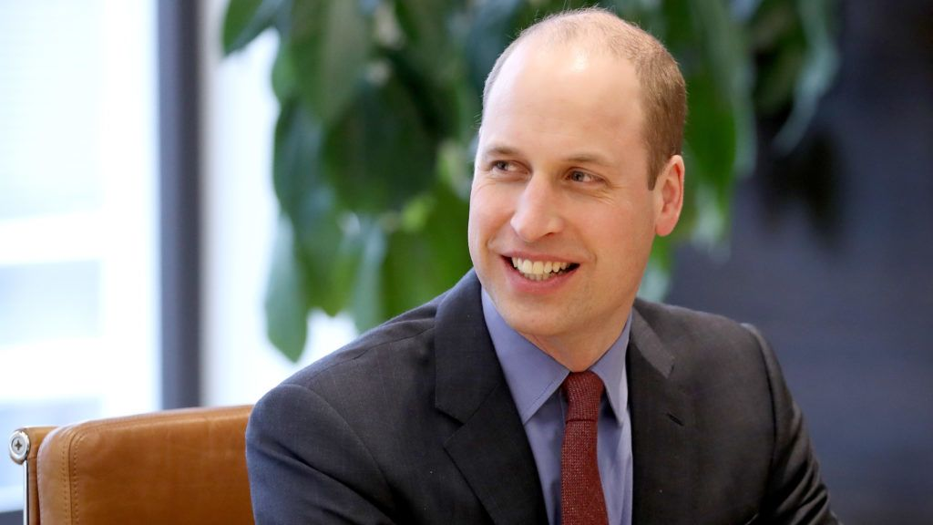 LONDON, ENGLAND - MARCH 01:  Prince William, Duke of Cambridge introduces new workplace mental health initiatives at Unilever House on March 1, 2018 in London, England. The Duke of Cambridge highlighted the importance of mental wellbeing at work and introduced a new Heads Together workplace mental health initiative during the Workplace Wellbeing Conference.  (Photo by Chris Jackson - WPA Pool/Getty Images)