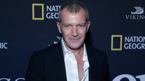 """NEW YORK, NY - APRIL 20:  Antonio Banderas attends """"Genius: Picasso"""" after party during the 2018 Tribeca Film Festival on April 20, 2018 in New York City.  (Photo by John Lamparski/WireImage)"""