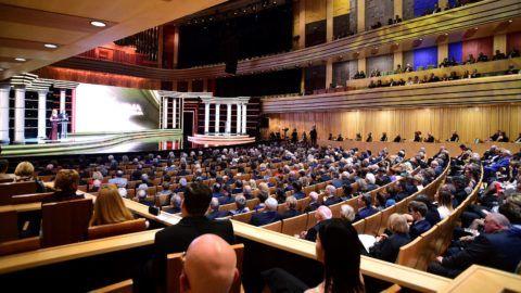 A Prima Primissima Díj díjkiosztó gálaestje Budapesten
