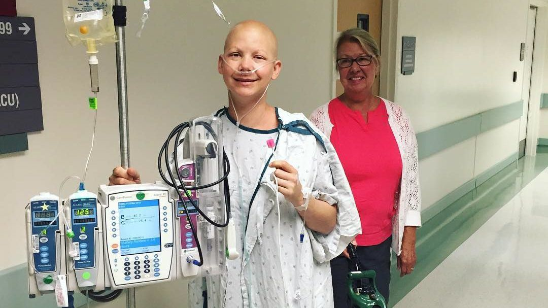 """Ágnes kétszer is legyőzte a rákot: """"Nem akartam meghalni!"""""""