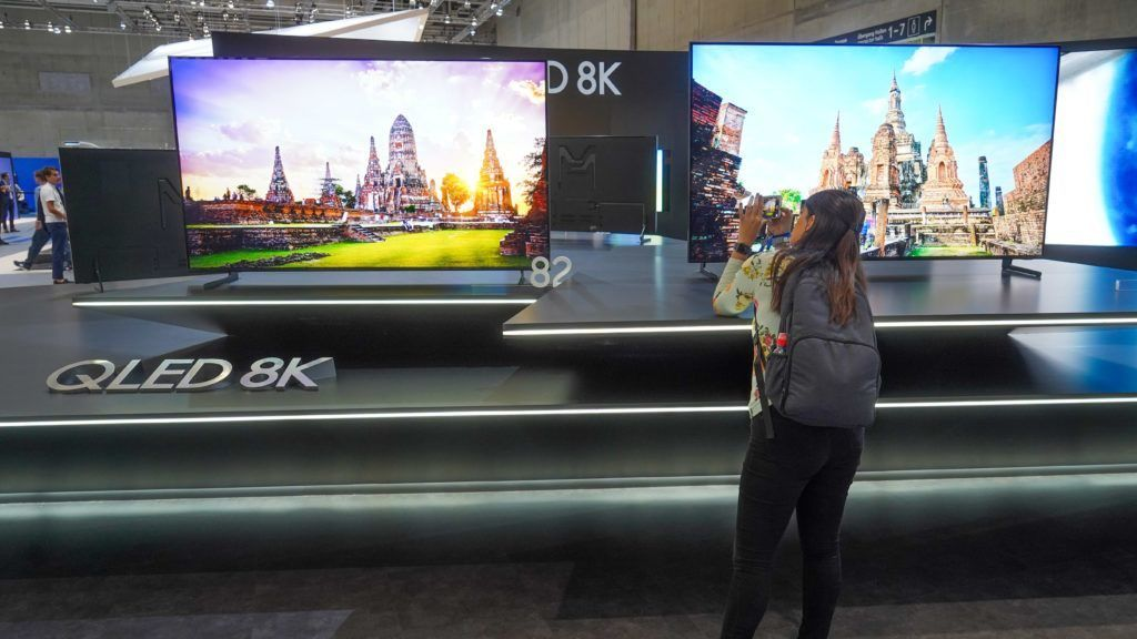 Itthon is kapható a Samsung felfoghatatlan tévéje