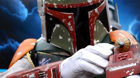 Star Wars Boba Fett, Legoland Germany, June 6, 2011.