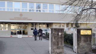 Budapest, 2016. január 13.A Gottsegen György Országos Kardiológiai Intézet főbejárata a főváros IX. kerületében, a Haller utcában.MTVA/Bizományosi: Róka László ***************************Kedves Felhasználó!Ez a fotó nem a Duna Médiaszolgáltató Zrt./MTI által készített és kiadott fényképfelvétel, így harmadik személy által támasztott bárminemű – különösen szerzői jogi, szomszédos jogi és személyiségi jogi – igényért a fotó készítője közvetlenül maga áll helyt, az MTVA felelőssége e körben kizárt.