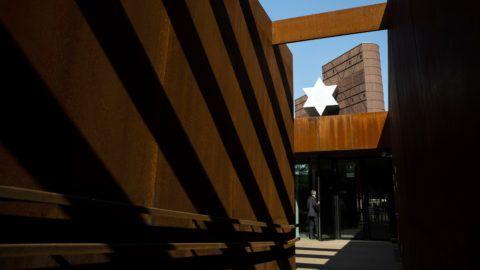 Budapest, 2018. szeptember 7.A Sorsok Háza 2018. szeptember 7-én. A józsefvárosi pályaudvaron kialakított holokauszt emlékközpont jövőre megnyílik, tulajdonosa a zsidó közösség lesz - jelentették be a helyszínen tartott sajtótájékoztatón.MTI Fotó: Mohai Balázs