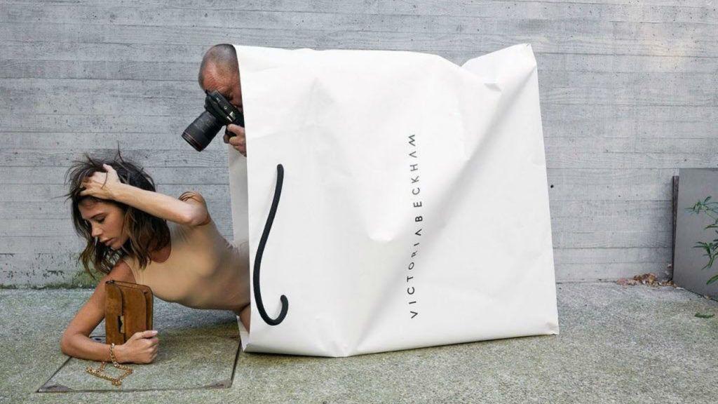 60ca75a1ff Victoria Beckham útja a kamu Louis Vuittontól a Vogue-ig | 24.hu