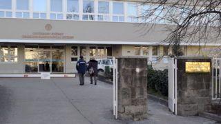 Budapest, 2016. január 13. A Gottsegen György Országos Kardiológiai Intézet fõbejárata a fõváros IX. kerületében, a Haller utcában. MTVA/Bizományosi: Róka László  *************************** Kedves Felhasználó! Ez a fotó nem a Duna Médiaszolgáltató Zrt./MTI által készített és kiadott fényképfelvétel, így harmadik személy által támasztott bárminemû – különösen szerzõi jogi, szomszédos jogi és személyiségi jogi – igényért a fotó készítõje közvetlenül maga áll helyt, az MTVA felelõssége e körben kizárt.