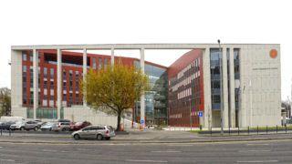 Budapest, 2018. április 7. A Nemzeti Közszolgálati Egyetem (NKE) Ludovika Campus új oktatóépülete a VIII. kerület Üllõi út 82-ben.  MTVA/Bizományosi: Róka László  *************************** Kedves Felhasználó! Ez a fotó nem a Duna Médiaszolgáltató Zrt./MTI által készített és kiadott fényképfelvétel, így harmadik személy által támasztott bárminemû – különösen szerzõi jogi, szomszédos jogi és személyiségi jogi – igényért a fotó készítõje közvetlenül maga áll helyt, az MTVA felelõssége e körben kizárt.