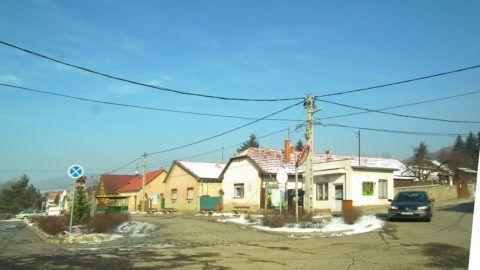 Márianosztra, 2012. február 11. A Fõ  tér a környezõ épületekkel. MTI/Bizományosi: Nagy Zoltán  *************************** Kedves Felhasználó! Az Ön által most kiválasztott fénykép nem képezi az MTI fotókiadásának és archívumának szerves részét. A kép tartalmáért és a szövegért a fotó készítõje vállalja a felelõsséget.