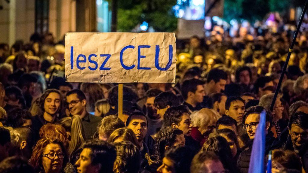 Újabb tüntetést szerveznek a diákok
