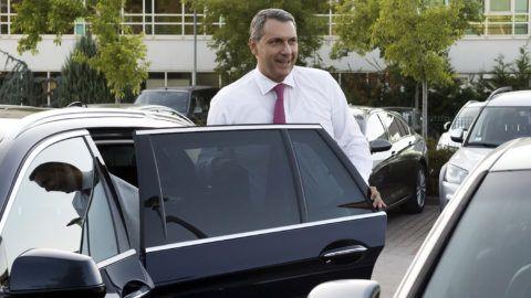 Velence, 2018. szeptember 12.Lázár János érkezik a Fidesz-KDNP frakciószövetség háromnapos kihelyezett ülésére egy velencei szállodába 2018. szeptember 12-én.MTI Fotó: Koszticsák Szilárd