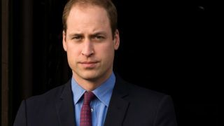 BIRMINGHAM, ENGLAND - DECEMBER 07:  Prince William, The Duke of Cambridge attends the unveiling of The Victoria Cross Commemorative Paving Stones representing each of Birmingham's 1st World War recepients at the Hall of Memory, Centenary Square on December 7, 2015 in Birmingham, England. Ten Stones were unveiled after a short service of memorial by The Bishop of Birmingham The Rt.Rev. David Urquhart with speeches by the Lord Mayor of Birmingham, Councillor Raymond Hassall and Brigadier Anderton-Brown. (Photo by Richard Stonehouse/Getty Images)
