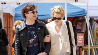 WEST HOLLYWOOD, CA - MARCH 29: (L-R) Ryan Adams and Mandy Moore sighting at the flea market on March 29, 2009 in West Hollywood, California. (Photo by COP/BuzzFoto/FilmMagic)