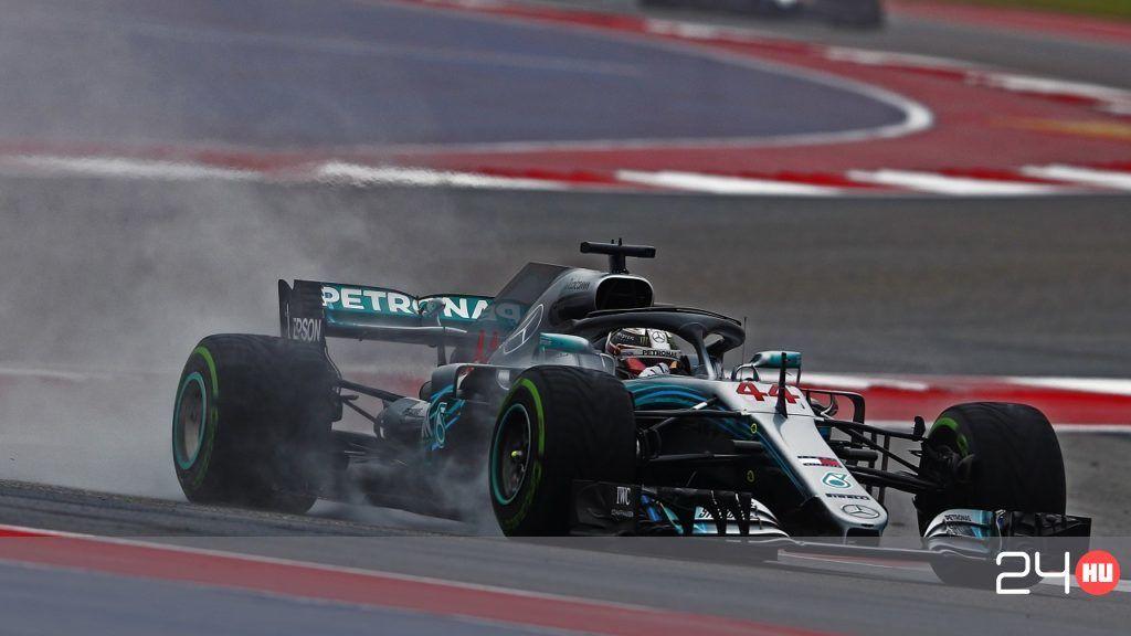 Hamiltoné a pole Austinban