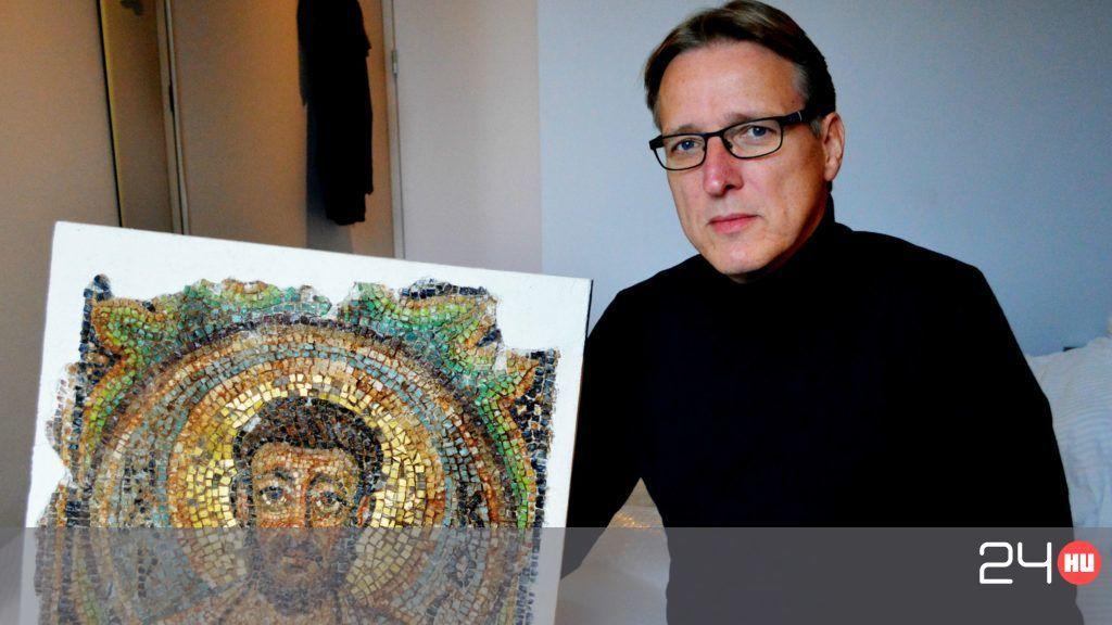 1600 éves mozaikot szerzett meg az igazi Indiana Jones