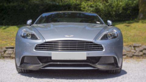 Aston Martin Vanquish, Gran Turismo Year from 2013, V12