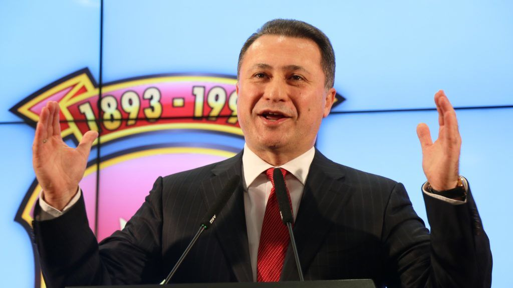 Macedónia tiltakozó jegyzéket adott át a magyar nagykövetnek