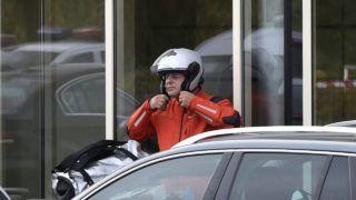 Velence, 2017. szeptember 13. Kósa Lajos, a Fidesz frakcióvezetõje érkezik a Fidesz-KDNP frakciószövetség háromnapos kihelyezett ülésére a velencei Velence Resort & Spa szállodához 2017. szeptember 13-án. MTI Fotó: Máthé Zoltán