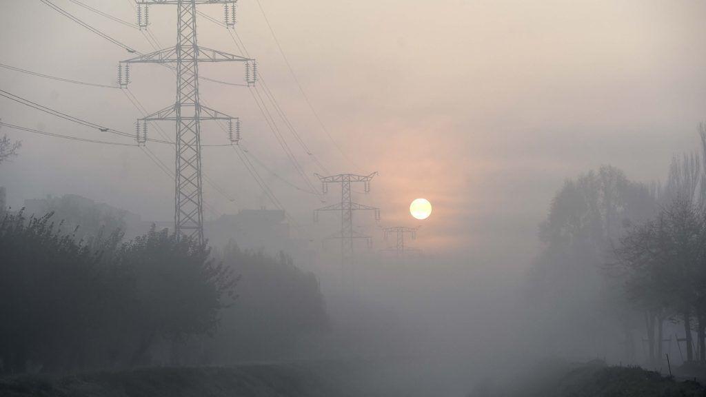 Havazás után sűrű ködre figyelmeztetnek