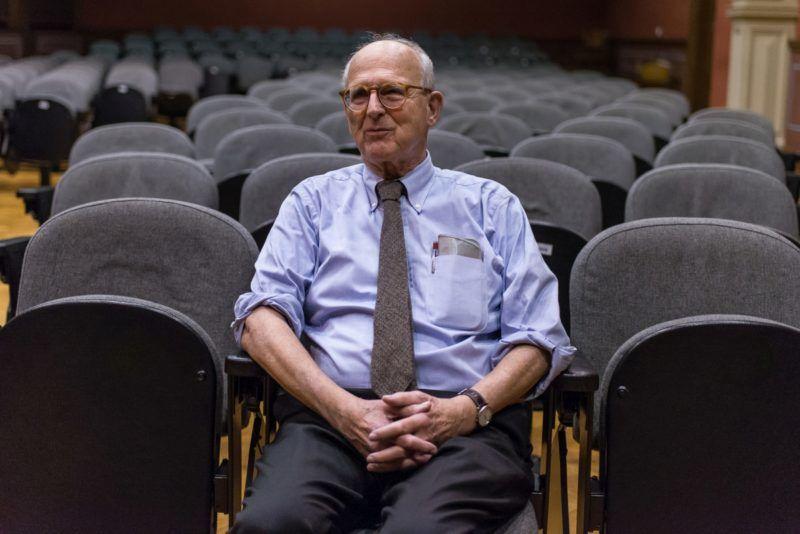Rainer Weiss Nobel díjas fizikus