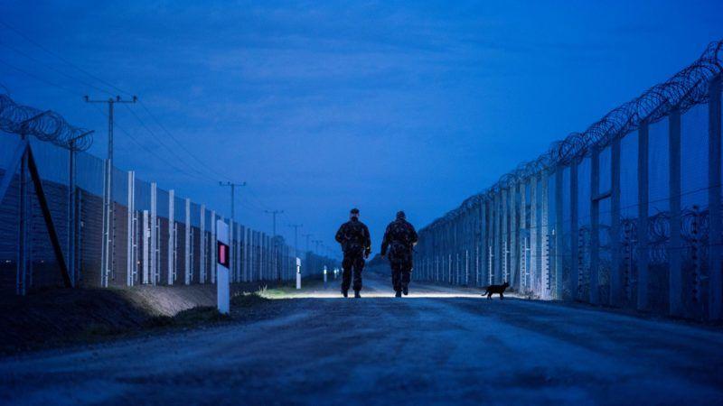 Illegális bevándorlás - Ideiglenes biztonsági határzár a magyar-horvát és a magyar-szerb határszakaszon