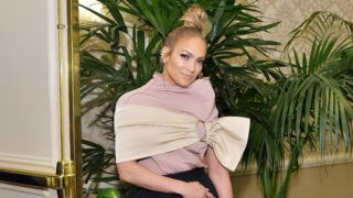 LOS ANGELES, CA - OCTOBER 15:  Jennifer Lopez attends ELLE's 25th Annual Women In Hollywood Celebration presented by L'Oreal Paris, Hearts On Fire and CALVIN KLEIN at Four Seasons Hotel Los Angeles at Beverly Hills on October 15, 2018 in Los Angeles, California.  (Photo by Stefanie Keenan/Getty Images for ELLE Magazine)