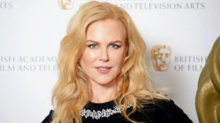 LONDON, ENGLAND - NOVEMBER 21:   Nicole Kidman  poses at her 'A Life In Pictures' retrospective at BAFTA on November 21, 2018 in London, England.  (Photo by David M. Benett/Dave Benett/Getty Images)