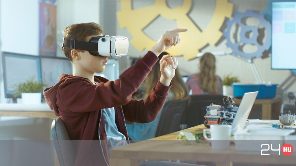 A virtuális valóság nem csak a játékról szól