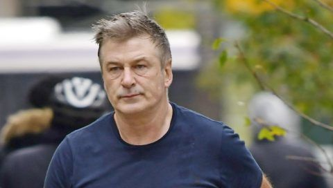 11/16/2018 EXCLUSIVE: Alec Baldwin is spotted back in New York City after laying low for the last two weeks following his arrest involving a parking dispute. The 60 year old actor headed out on a coffee run and a stop at a Chanel store.   sales@theimagedirect.com Please byline:TheImageDirect.com  *EXCLUSIVE PLEASE EMAIL sales@theimagedirect.com FOR FEES BEFORE USE   November 16, 2018
