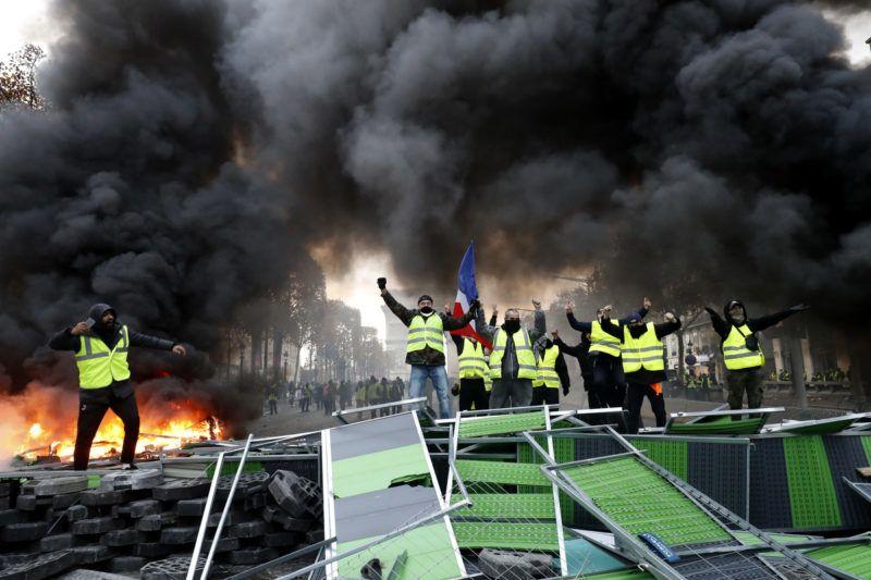 Fot—: Francois Guillot / AFP
