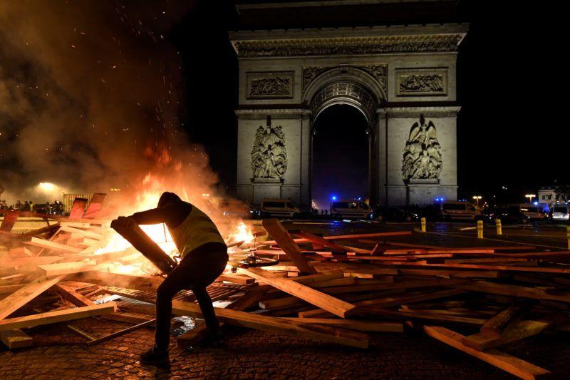 Fot—: Bertrand Guay/ AFP