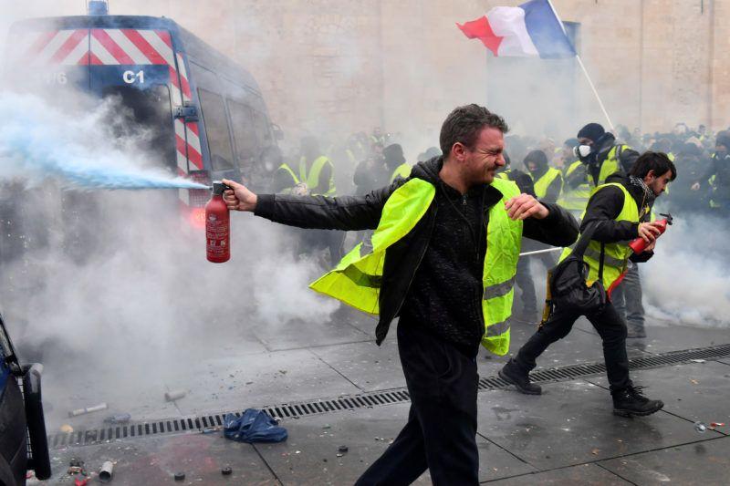 Fot—: Nicolas Tucat / AFP