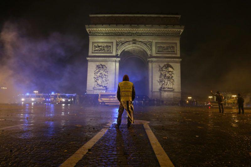 Fot—:Zakaria Abdelkafi / AFP