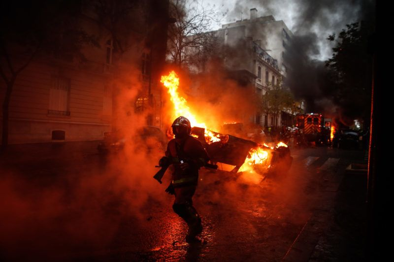 Fot—: Abdulmonam Essa / AFP