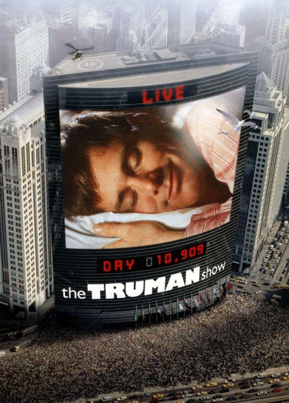 The Truman Show Year: 1998 Director: Peter Weir Jim Carrey