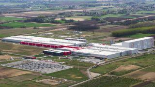 Nyíregyháza, 2015. április 20.A Lego Manufacturing Kft. gyára Nyíregyháza határában 2015. április 20-án.MTI Fotó: Balázs Attila