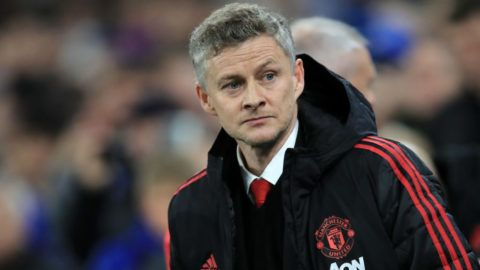 CARDIFF, WALES - DECEMBER 22:  Ole Gunnar Solskjaer, Interim Manager of Manchester United looks on prior to the Premier League match between Cardiff City and Manchester United at Cardiff City Stadium on December 22, 2018 in Cardiff, United Kingdom.  (Photo by Marc Atkins/Getty Images)