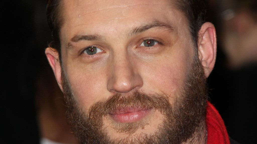 LONDON, UNITED KINGDOM - JANUARY 30: Tom Hardy attends the UK premiere of This Means War at ODEON Kensington on January 30, 2012 in London, England. (Photo by Fred Duval/FilmMagic)