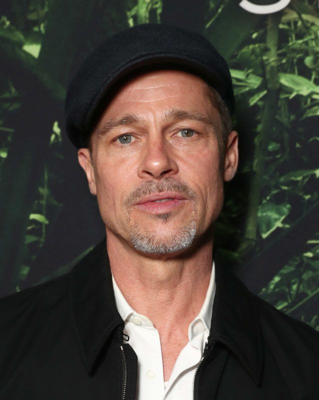 HOLLYWOOD, CA - APRIL 05:  Brad Pitt attends the Amazon Studios and Bleeker Street's Los Angeles Premiere Of James Gray's THE LOST CITY OF Z on April 5, 2017 in Hollywood, California.  (Photo by Todd Williamson/Getty Images for Amazon Studios)