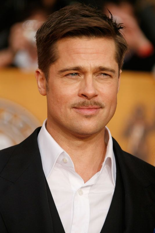 LOS ANGELES, CA - JANUARY 25:  Actor Brad Pitt  arrives at the 15th Annual Screen Actors Guild Awards held at the Shrine Auditorium on January 25, 2009 in Los Angeles, California.  (Photo by Jeff Vespa/WireImage)