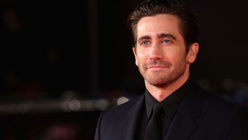ROME, ITALY - OCTOBER 28:  Jake Gyllenhaal walks a red carpet for 'Stronger' during the 12th Rome Film Fest at Auditorium Parco Della Musica on October 28, 2017 in Rome, Italy.  (Photo by Vittorio Zunino Celotto/Getty Images)