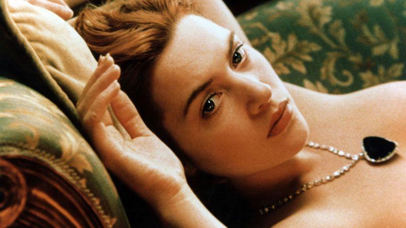 Titanic 1997 Real  James Cameron Kate Winslet. Collection Christophel © Twentieth Century Fox / Paramount Pictures / Lightstorm Entertainment
