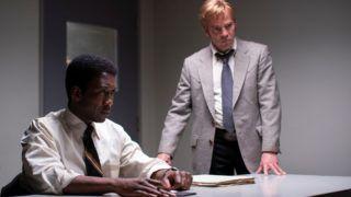 Interrogate 'TRASH MAN' WOODARD. (Warrick Page/HBO)