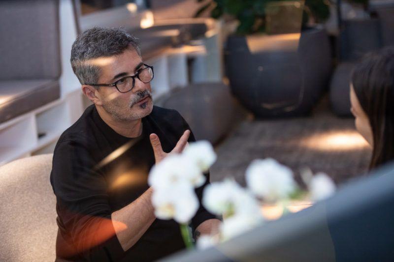 Paolo Genovese olasz rendez? Fot—: Schšff Gergely
