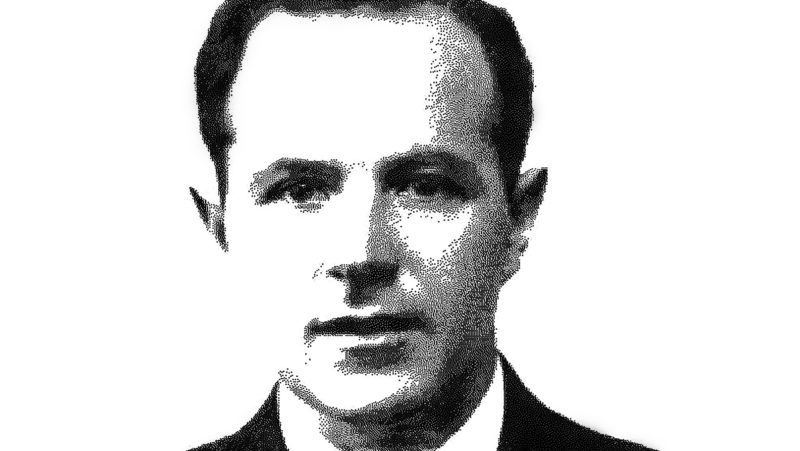 """A handout photo released by the US Department of Justice shows a photo taken in 1957 of Jakiw Palij, who reportedly served during 1943 as an armed guard at the SS slave-labor camp of Trawniki in Nazi-occupied Poland. - Palij concealed his service when he immigrated to the United States, and the US Department of Justice stated on July 31, 2003 that Acting Assistant Attorney General, Christopher A. Wray in New York has announced that a federal judge in Brooklyn has revoked the citizenship of Palij, now 79. (Photo by - / US DEPARTMENT OF JUSTICE / AFP) / RESTRICTED TO EDITORIAL USE - MANDATORY CREDIT """"AFP PHOTO / US DEPARTMENT OF JUSTICE"""" - NO MARKETING NO ADVERTISING CAMPAIGNS - DISTRIBUTED AS A SERVICE TO CLIENTS"""