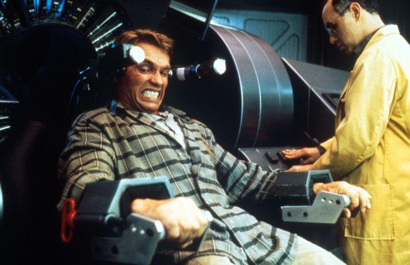 Total Recall  Total Recall   Year: 1990 - usa  Arnold Schwarzenegger   Director: Paul Verhoeven