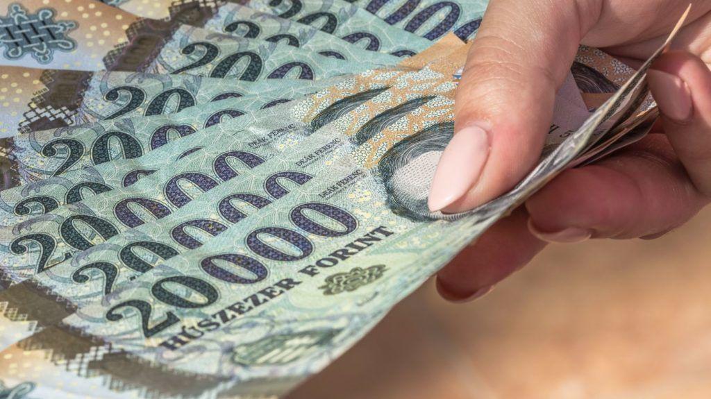 Budapest, 2016. szeptember 10. Az újfajta húszezer forintos bankjegyek. Magyarország ma is hivatalos fizetõeszközét, a forintot, 70 évvel ezelõtt, 1946. augusztus elsején vezették be. A pengõt felváltó új pénz nevét I. Károly történelmi aranyforintjáról kapta.  MTVA/Bizományosi: Faludi Imre  *************************** Kedves Felhasználó! Ez a fotó nem a Duna Médiaszolgáltató Zrt./MTI által készített és kiadott fényképfelvétel, így harmadik személy által támasztott bárminemû – különösen szerzõi jogi, szomszédos jogi és személyiségi jogi – igényért a fotó készítõje közvetlenül maga áll helyt, az MTVA felelõssége e körben kizárt.