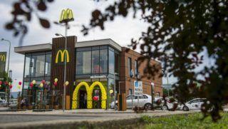 Gyöngyös, 2018. június 20. A McDonald's új étterme Gyöngyösön az avatóünnepség napján, 2018. június 20-án. MTI Fotó: Komka Péter