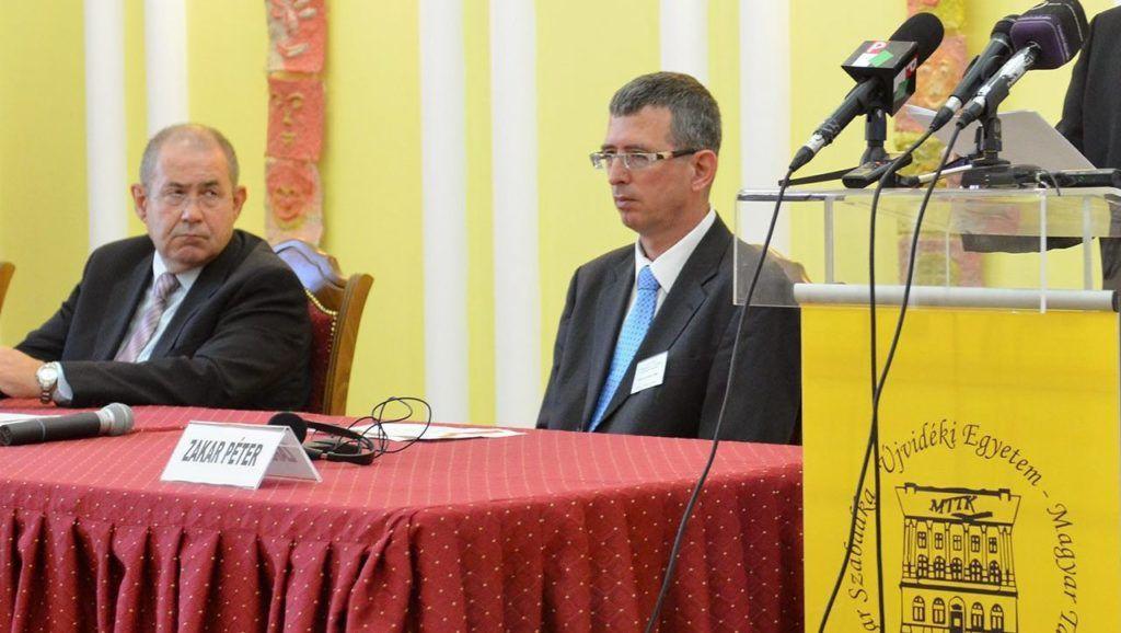 A magyarságot ért atrocitások a történelmi Délvidéken című konferencia Szabadkán
