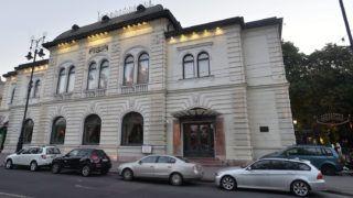 Budapest, 2014. május 23.A Gundel Étterem, megújult kerthelyisége átadásának napján, 2014. május 23-án. Az étterem kerthelyiségét 120 millió forintból újították fel.MTI Fotó: Máthé Zoltán